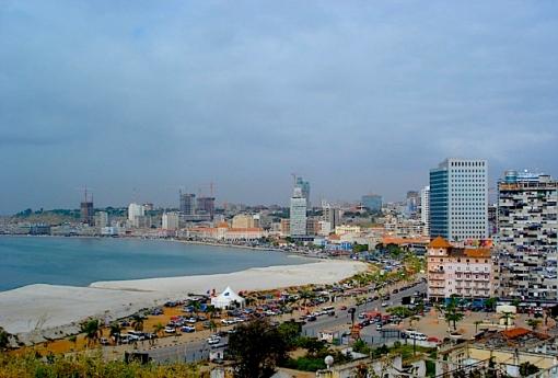 bay of Luanda