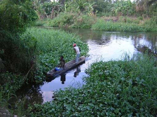 Bengo Valley, Angola.