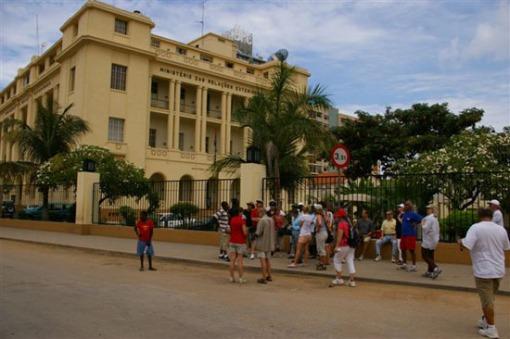 Luanda Ministerio