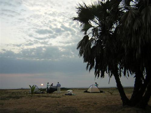 Praia das Onca.