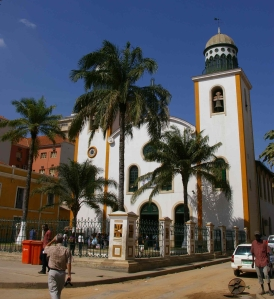 Igrejas Remedios (The Church of Our Lady of Remedies).