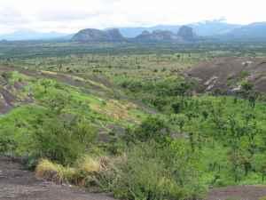 Landscape of Ebo.