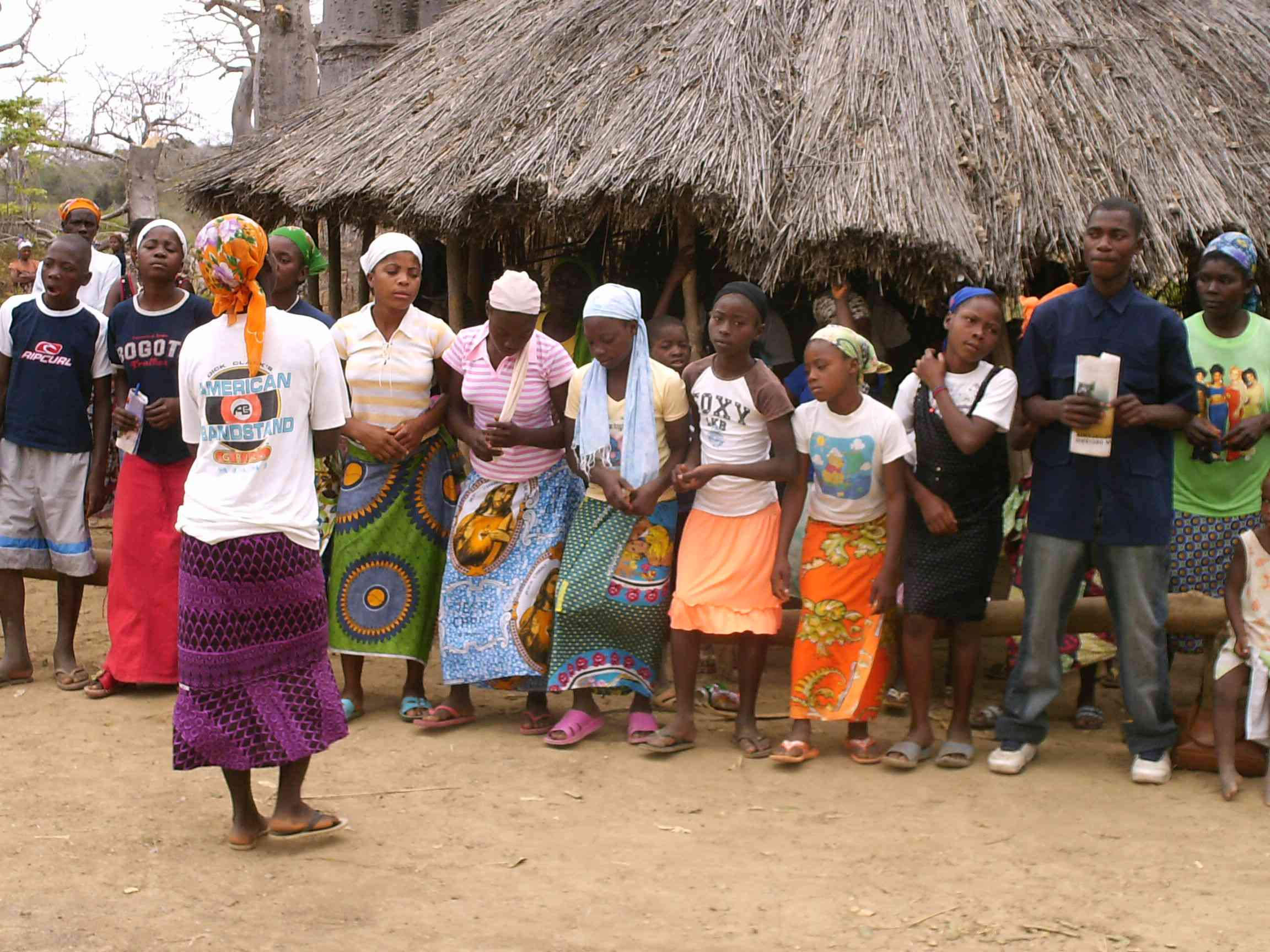 Sept 11 -13: Luandos Village Field Trip | Angola Field Groupangola village