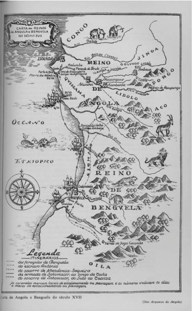 Map, 'Reinos'.