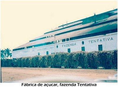 Sugar factory, Fazenda Tentativa 1974, courtesy Luís Marques.