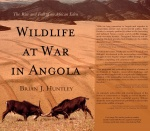wildlife at war in Angola